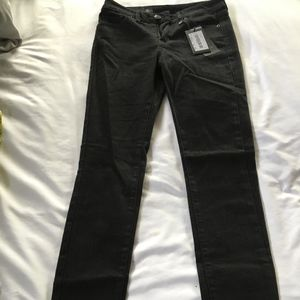 Armani exchange super skinny jeans